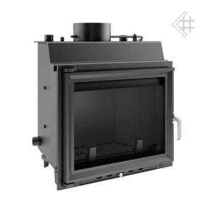 Kratki - teplovodná krbová vložka - Antek s dochladzovacou špirálou - 8 kW