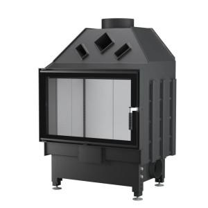 UNICO - Teplovzdušná krbová vložka - DRAGON 4/16 (Raster), 5-15,5 kW