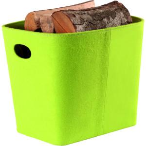TermaTech - EASY+ Lime (98-244) - filcový kôš na drevo