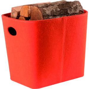 TermaTech - EASY+ Orange (98-243) - filcový kôš na drevo