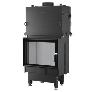 UNICO - Teplovodná krbová vložka - NEMO 2 TOPECO (Raster), 16 kW