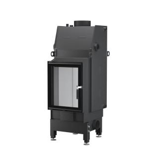 UNICO - Teplovodná krbová vložka - NEMO 6 TOPECO (Raster), 18 kW