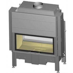 Spartherm - teplovodná krbová vložka - Varia A - FDh H2O-4S Linear - 10,4 kW