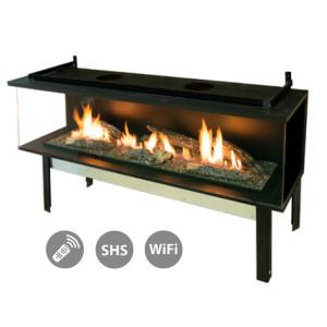 PLANIKA Biokrb Fire Line Automatic 3 XL Suite Logs