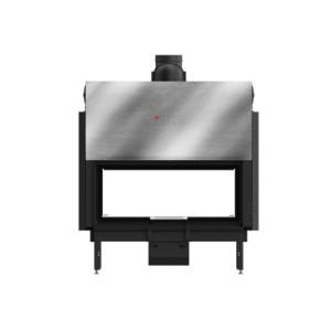 HITZE - Teplovzdušná krbová vložka - ARDENTE 105x43. DGS - 20 kW