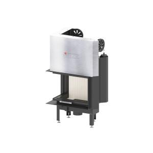 HITZE - Teplovzdušná krbová vložka - ALBERO AL 9 LG.H - 9 kW
