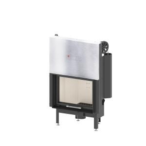 HITZE - Teplovzdušná krbová vložka - ALBERO AL11 G.H - 11 kW