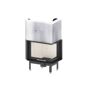 HITZE - Teplovzdušná krbová vložka - ALBERO AL11 RG.H - 11 kW
