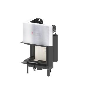 HITZE - Teplovzdušná krbová vložka - ALBERO AL11 LG.H - 11 kW