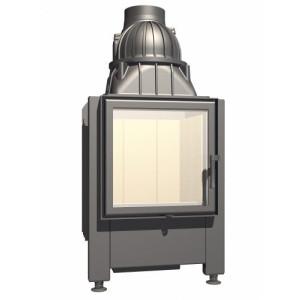 SCHMID - Teplovzdušná krbová vložka - LINA 45 s - 7 kW
