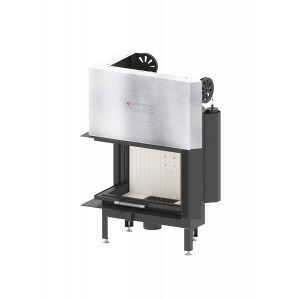 HITZE - Teplovzdušná krbová vložka - ALBERO AL14 LG.H - 14 kW