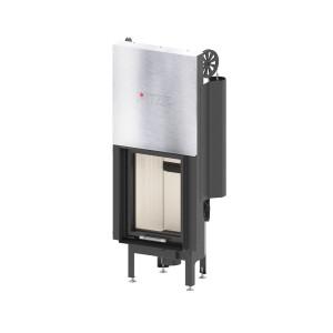 HITZE - Teplovzdušná krbová vložka - ALBERO AL 9 G.V - 9 kW