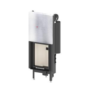 HITZE - Teplovzdušná krbová vložka - ALBERO AL11 G.V - 11 kW