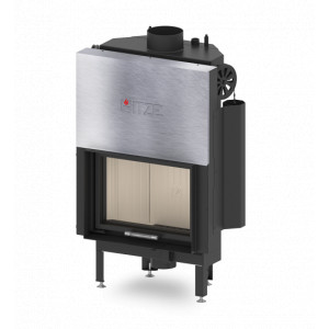 HITZE - teplovodná krbová vložka - ALBERO AQUASYSTEM, 9.G - 9 kW