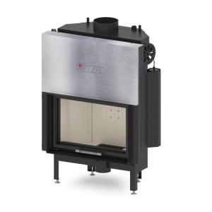HITZE - teplovodná krbová vložka - ALBERO AQUASYSTEM, 14.G - 14 kW