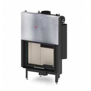 HITZE - teplovodná krbová vložka - ALBERO AQUASYSTEM, 16.G - 16 kW