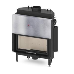 HITZE - teplovodná krbová vložka - ALBERO AQUASYSTEM, 19.G - 19 kW