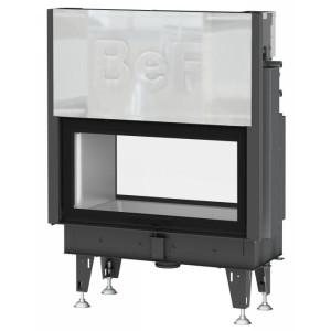 Bef Home - teplovodná krbová vložka - Twin V 10 AQUATIC II - 6,6-20 kW
