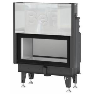 Bef Home - teplovodná krbová vložka - Twin V 10 N AQUATIC II - 6,6-20 kW