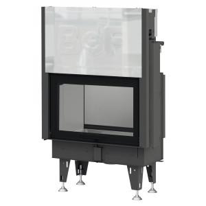 Bef Home - teplovodná krbová vložka - Twin V 8 N AQUATIC II - 5-15 kW