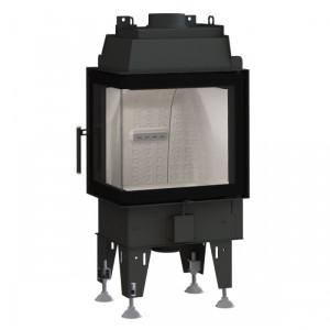 Bef Home - teplovzdušná krbová vložka - Bef FEEL 6 CL = 5 kW