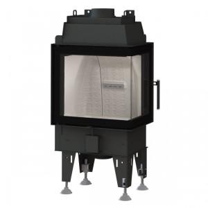 Bef Home - teplovzdušná krbová vložka - Bef FEEL 6 CP = 5 kW