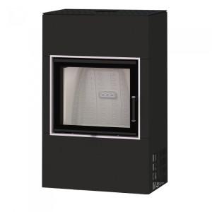 Bef Home - teplovzdušné krbové kachle - Bef Kompakt Feel 6 - 5 kW