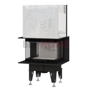 Bef Home - teplovzdušná krbová vložka - Bef THERM V 6 C = 6 kW