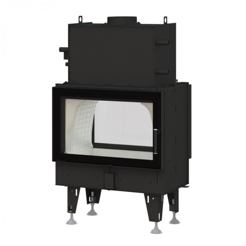 Bef Home - teplovodná krbová vložka - Twin 8 AQUATIC II - 5 -15 kW