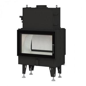 Bef Home - teplovodná krbová vložka - Twin 8 N AQUATIC II - 5-15 kW