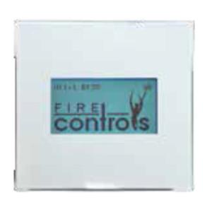FireControls - Elektronická regulácia - Displej biely WiFire/WiFire H2O