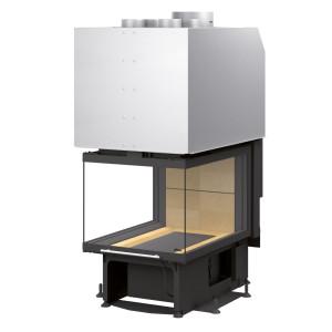 TOTEM - teplovzdušná krbová vložka - EPI 900 tech - 10 kW