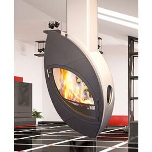 Arkiane - luxusný designový krb - Fayko - 9 kW