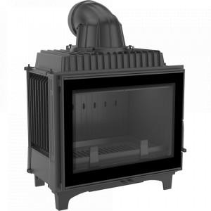 Kratki - krbová vložka teplovzdušná, Franek - 12 kW