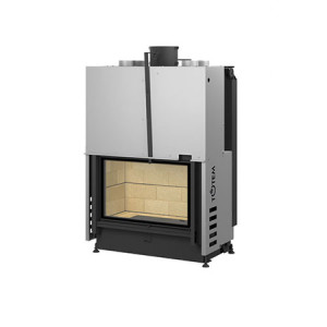 TOTEM - teplovzdušná krbová vložka - Frontal 800 tech. - 10 kW