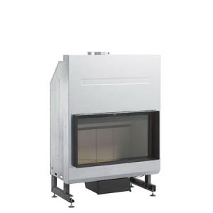 Rocal - teplovzdušná krbová vložka - G 450 - 11 kW