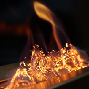 Žiarivé vlákna - GLOW FLAME