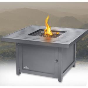 Napoleon - Plynový stôl - Patio Flame Hampton, štvorcový - 11,7 kW