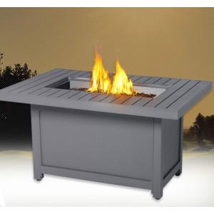 Napoleon - Plynový stôl - Patio Flame Hampton, obdĺžnikový - 11,7 kW
