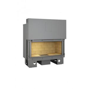 TOTEM - teplovzdušná krbová vložka - Horizon 901 - 17,3 kW