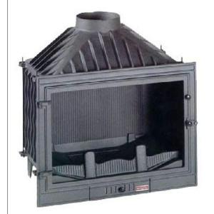 Invicta - teplovzdušná liatinová krbová vložka - 700 promo -14 kW