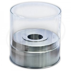 TermaTech - Bioethanolová stolová lampa - OKRIDE (02 - 188)