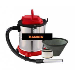 Kaminer - Vysávač teplého popola pre krby a pece ODK005 20 litrov, výkon 1200W