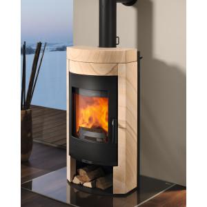 Rika - pec na drevo - IMPOSA Rikatronic3 - 10 kW