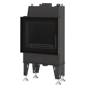 Bef Home - teplovzdušná krbová vložka - Bef Passive 6 = 3,8 kW