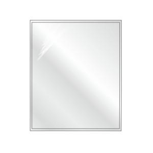 Sklo pod krbové kachle - obdlžnikové - 1000x1100x6mm