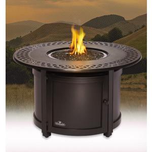 Napoleon - Plynový stôl - Patio Flame Victorian, okrúhly - 11,7 kW