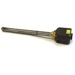 SCHINDLER+HOFMANN - Vykurovacia špirála 3 kW pre umiestnenie do AN vhodná pre objem (l) 200,300,400,500,600,825,1000,1250,1500,2000, 390mm