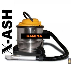 Kaminer - Vysávač teplého popola pre krby a pece X-ASH 1000W